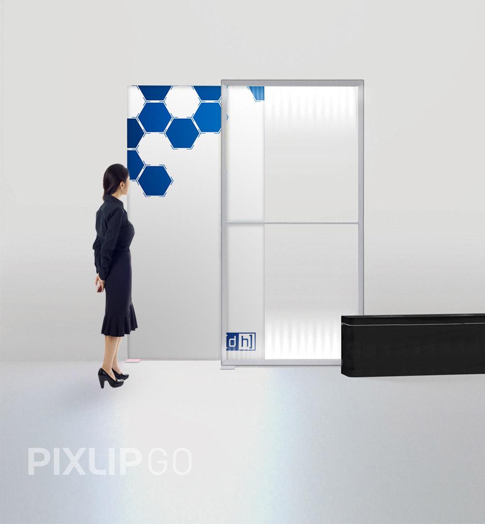 PIXLIP GO Lightbox 100 - Live