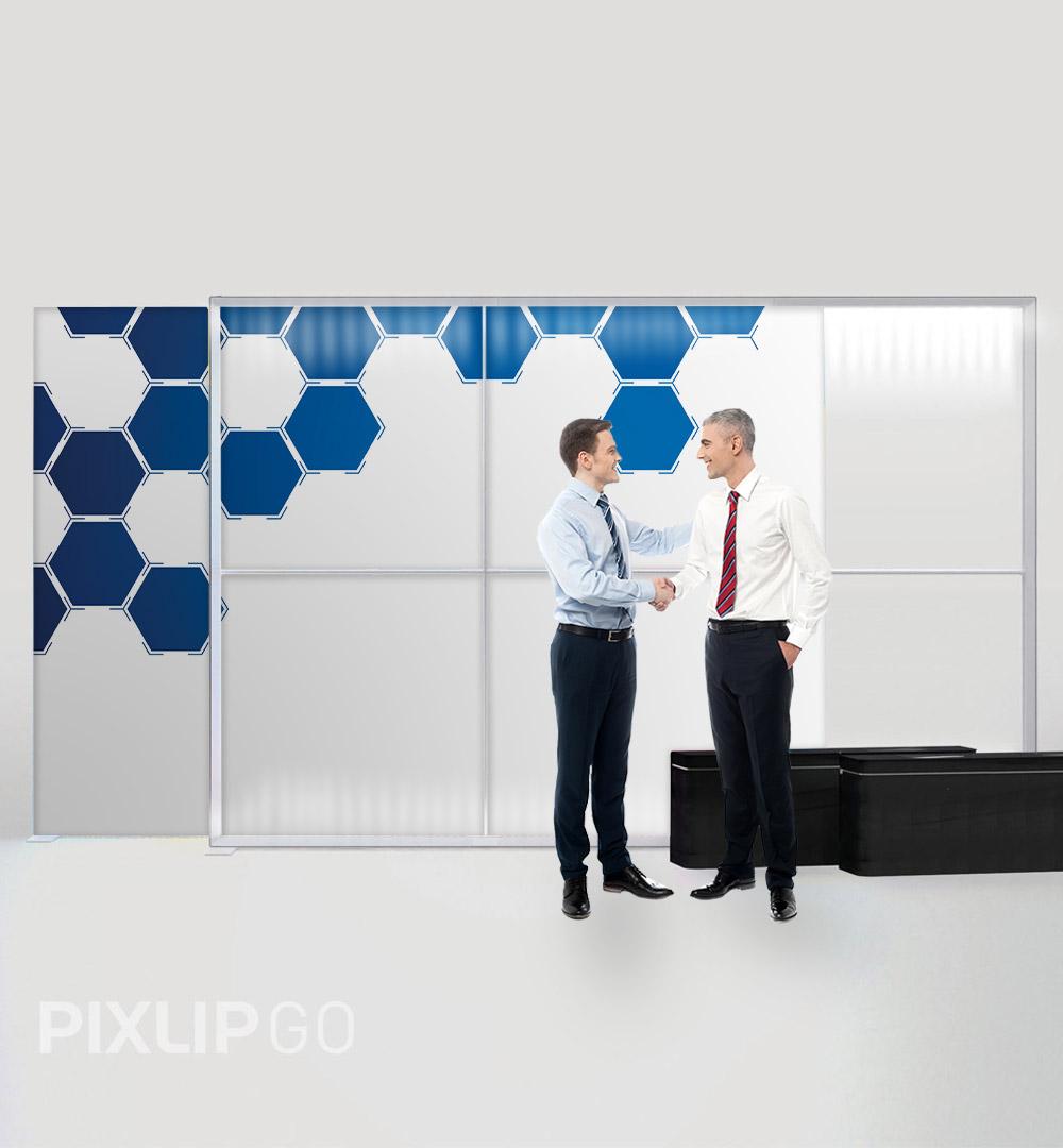 PIXLIP GO Lightbox 300 - Live