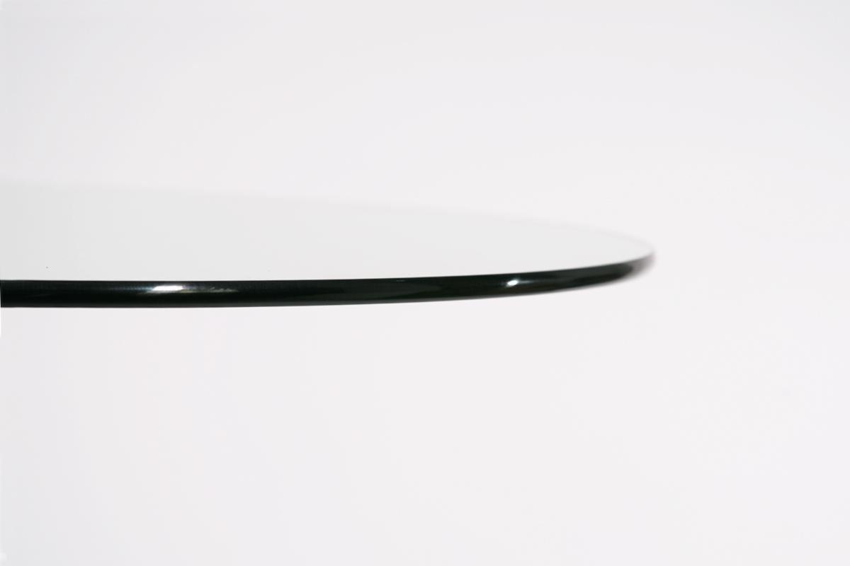 Bartisch Venedig - Glasplatte