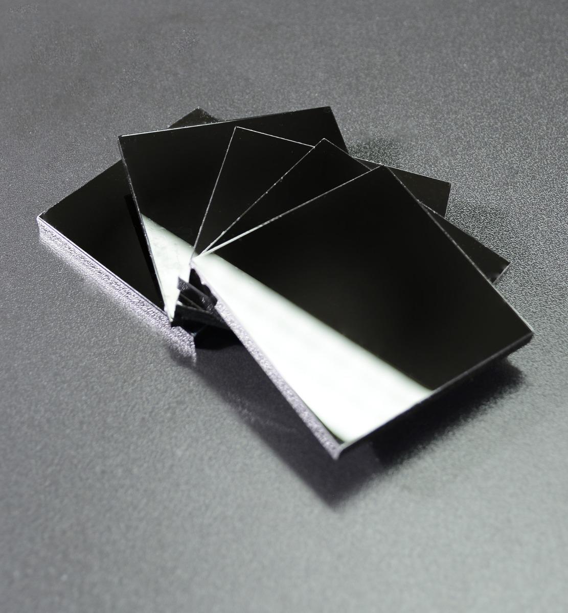 Acrylglassplatte schwarz - Hauptbild