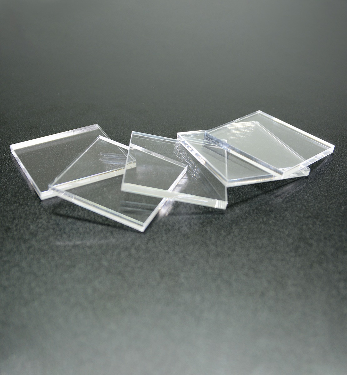Acrylglasplatte - Live