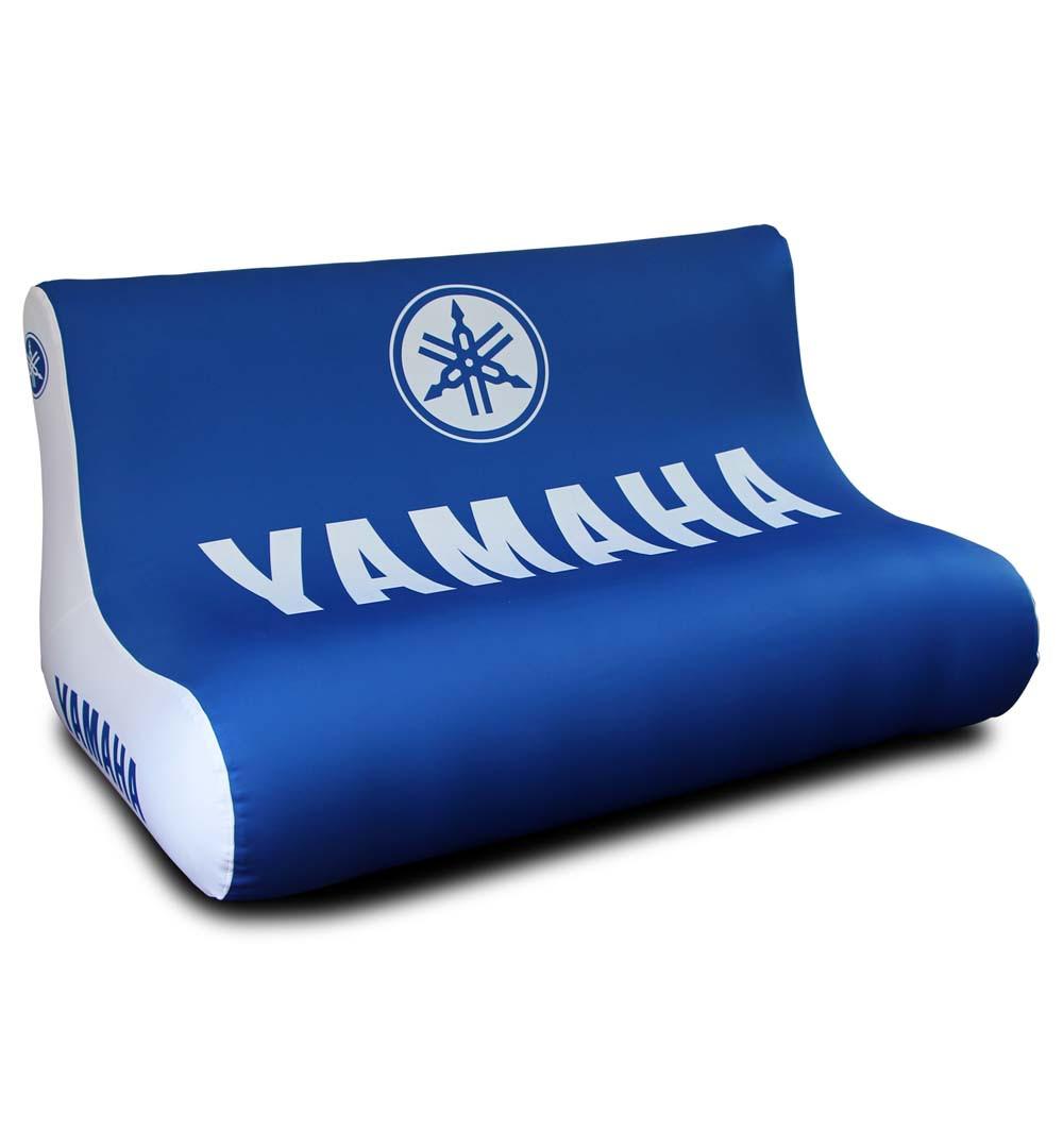 Aufblasbare Couch-Sofa bedruckt