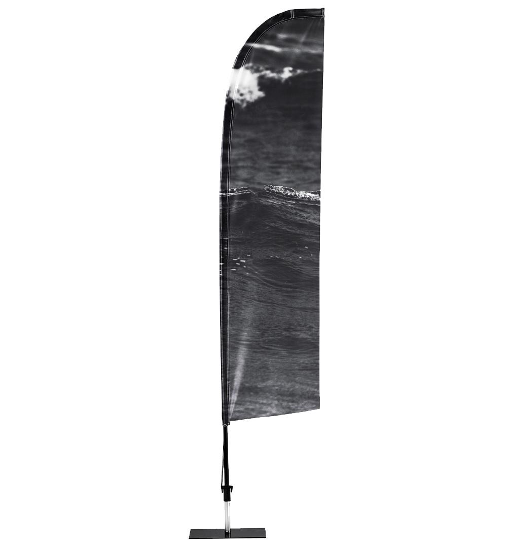 Beachflag Wind Indoor