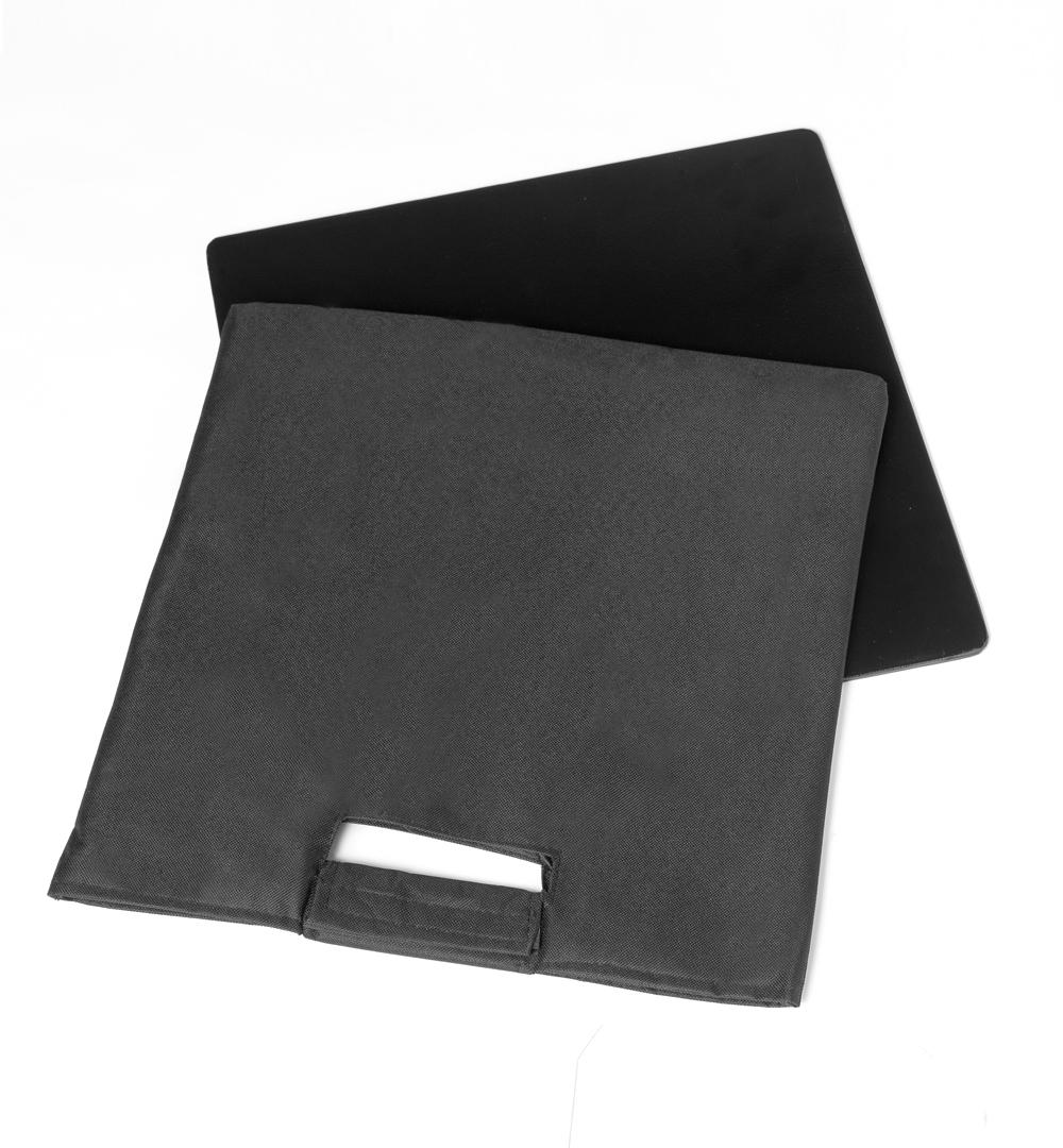 Beachflag ohne Besatzband - Bodenplatte Tasche