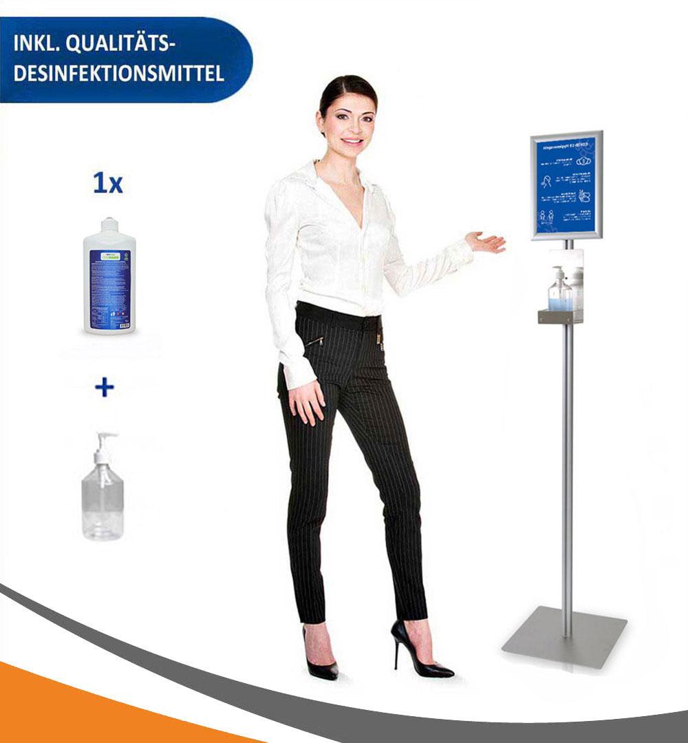 Desinfektionsständer Klassik