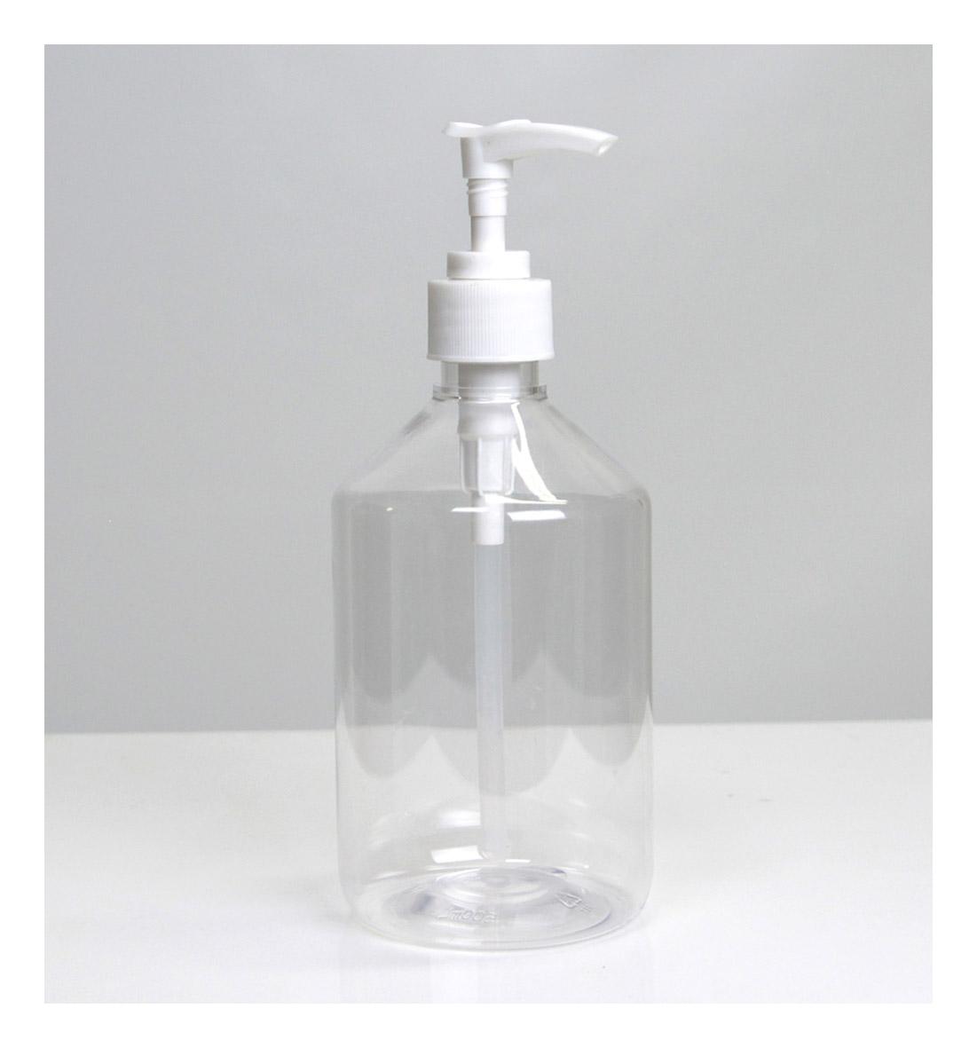 Desinfektionsständer Info DIN A3