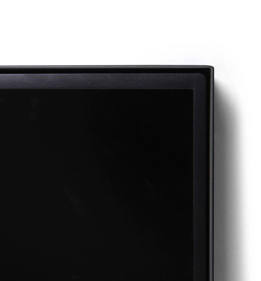 Digital Signage Hängedisplay - schwarz