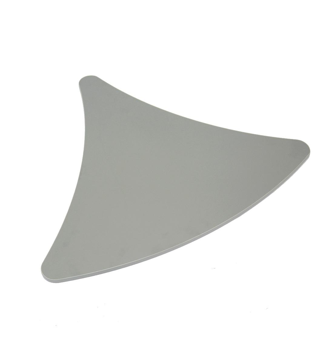 Dreieckstheke Curved - Thekenplatte