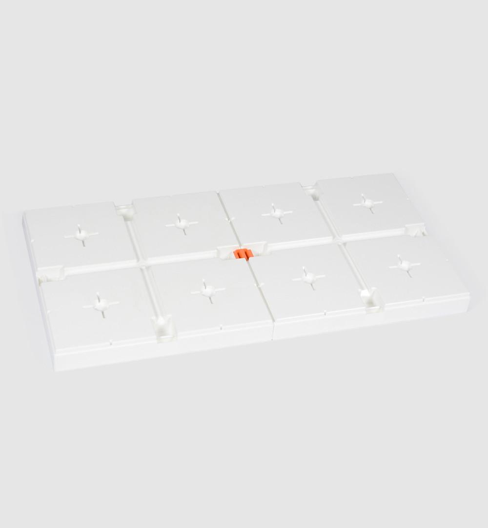Easy Cube Boden verbunden