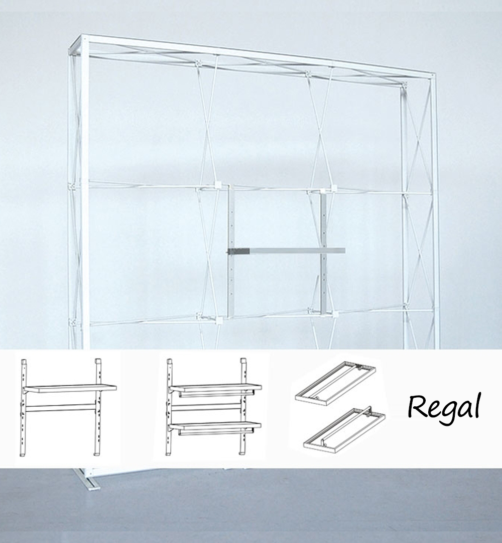 Regal Pop-Up Modular