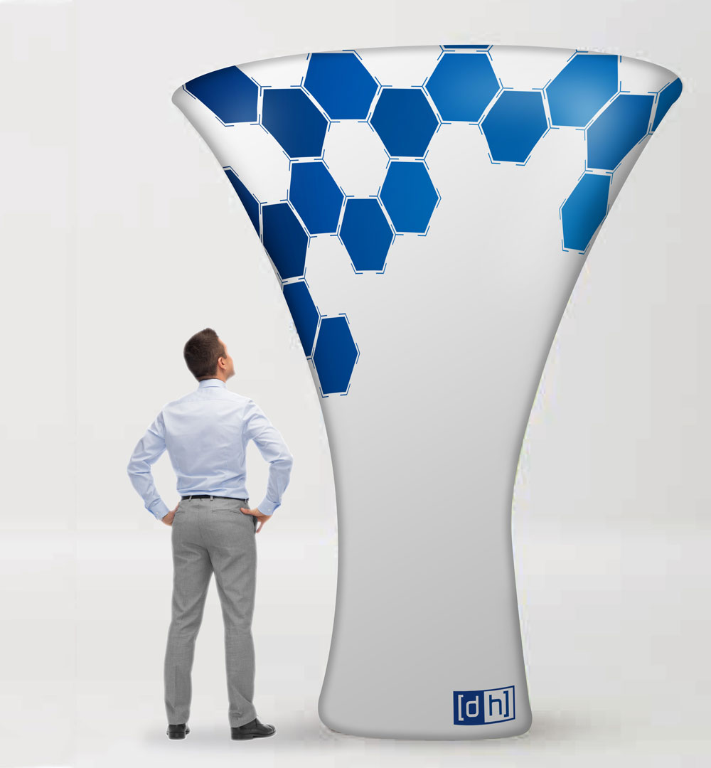 Faltwand Textil Evolution Cone