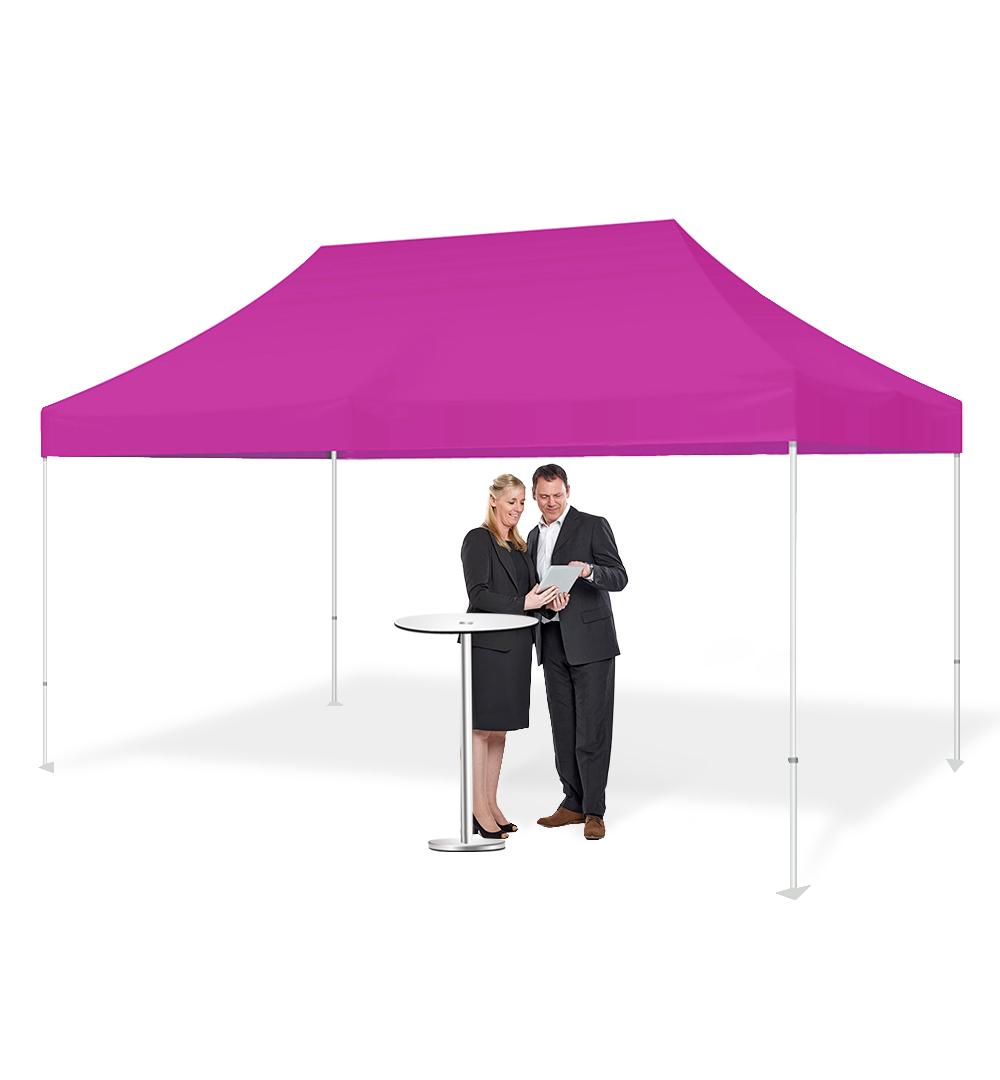 Faltzelt Maxxi Tent 3x4,5m - live