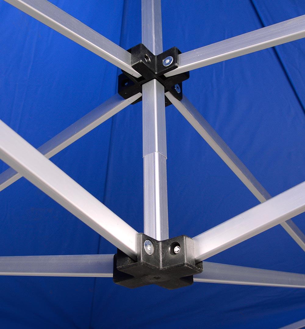 Faltzelt Maxxi Tent 3x6m - Arretierung