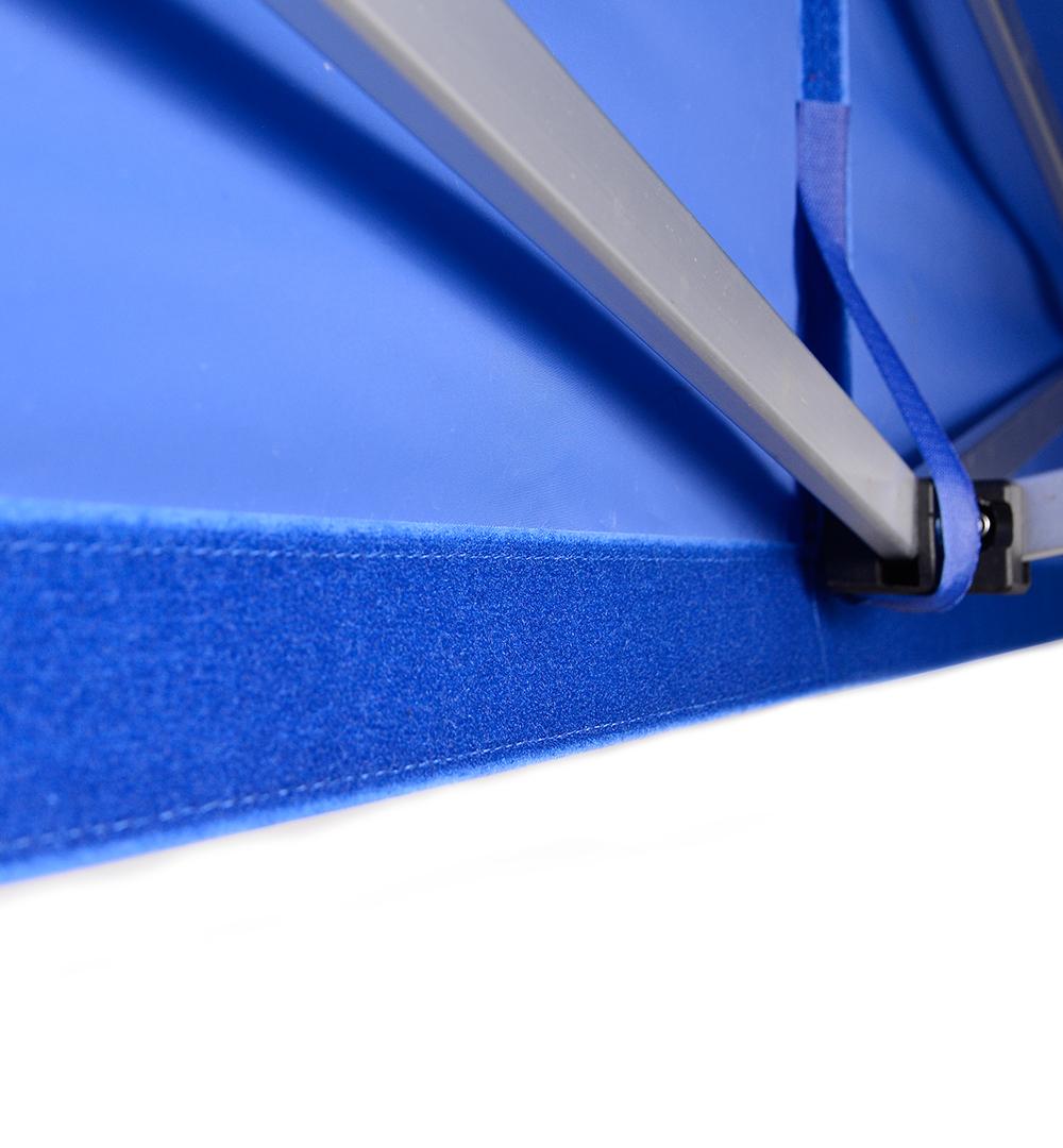 Faltzelt Maxxi Tent 3x4,5m - Klettverschluss