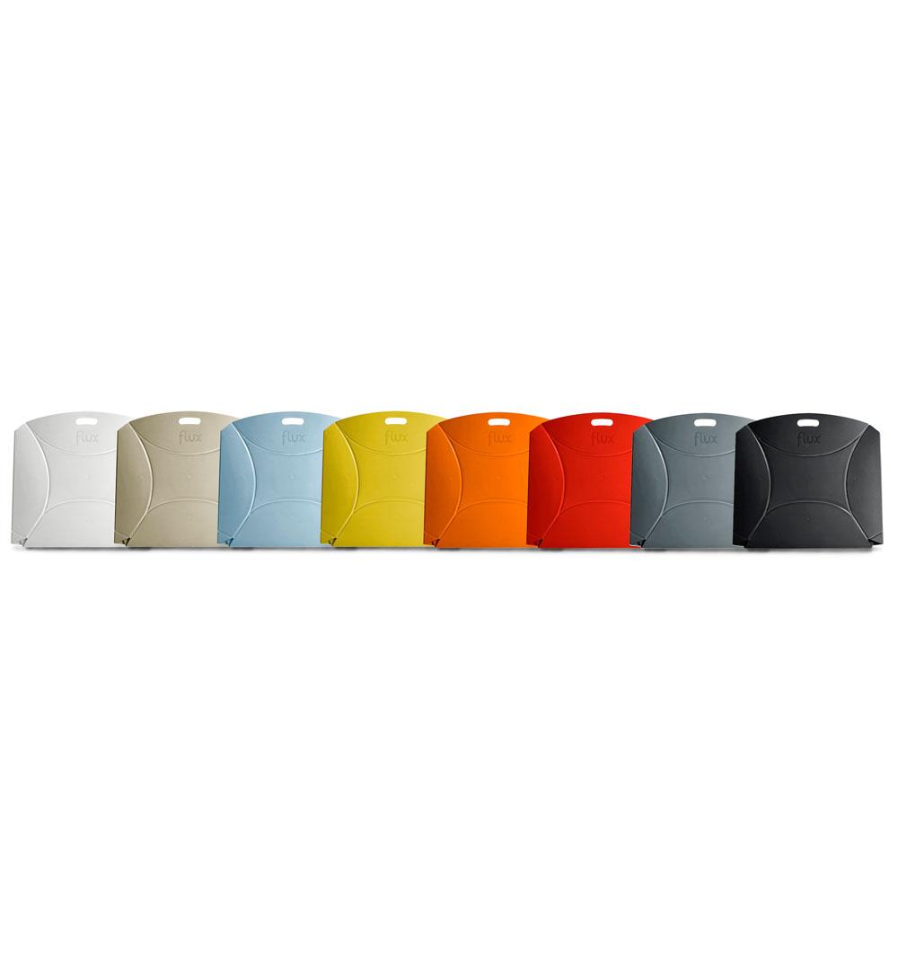 Flux Messestühle Junior - Farben