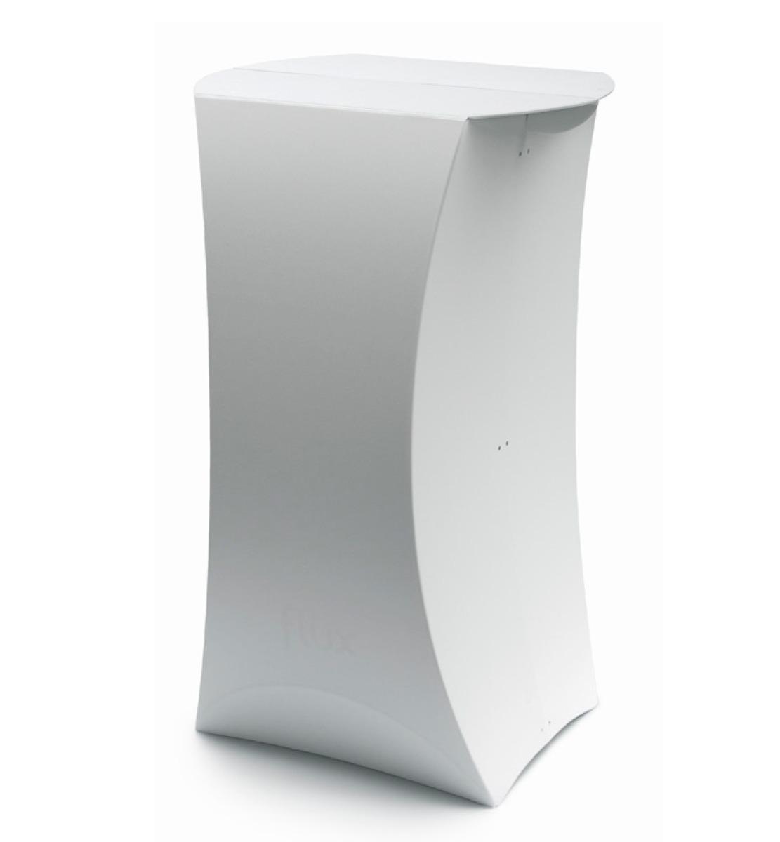 Flux Bistrotisch Beleuchtet - weiß