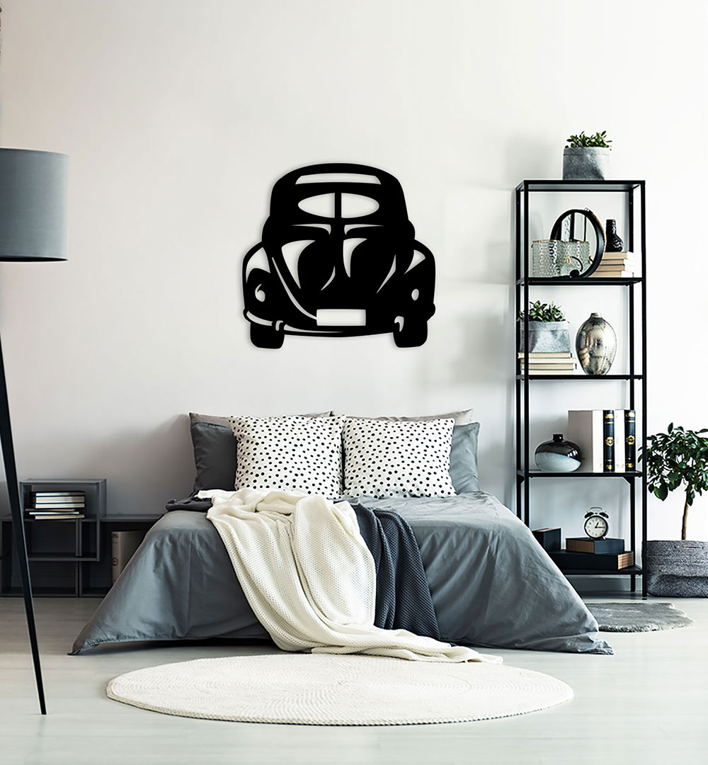 Wall Art Acryl Käfer