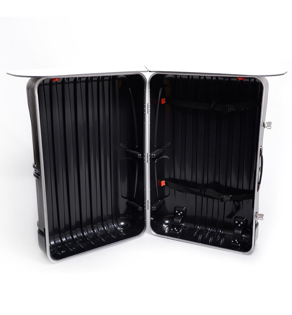 Koffertheke - hinten