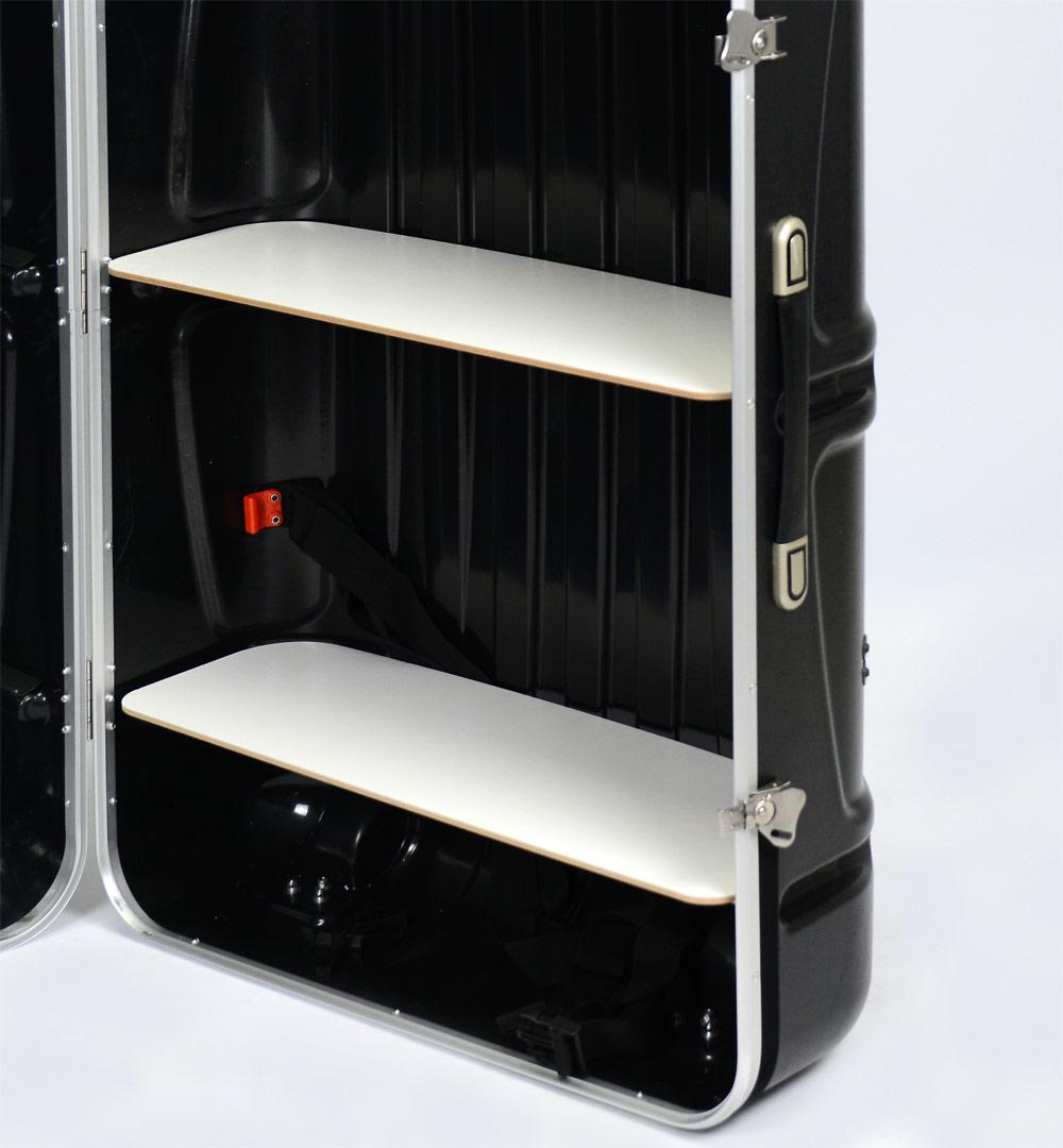 Koffertheke - Zwischenböden