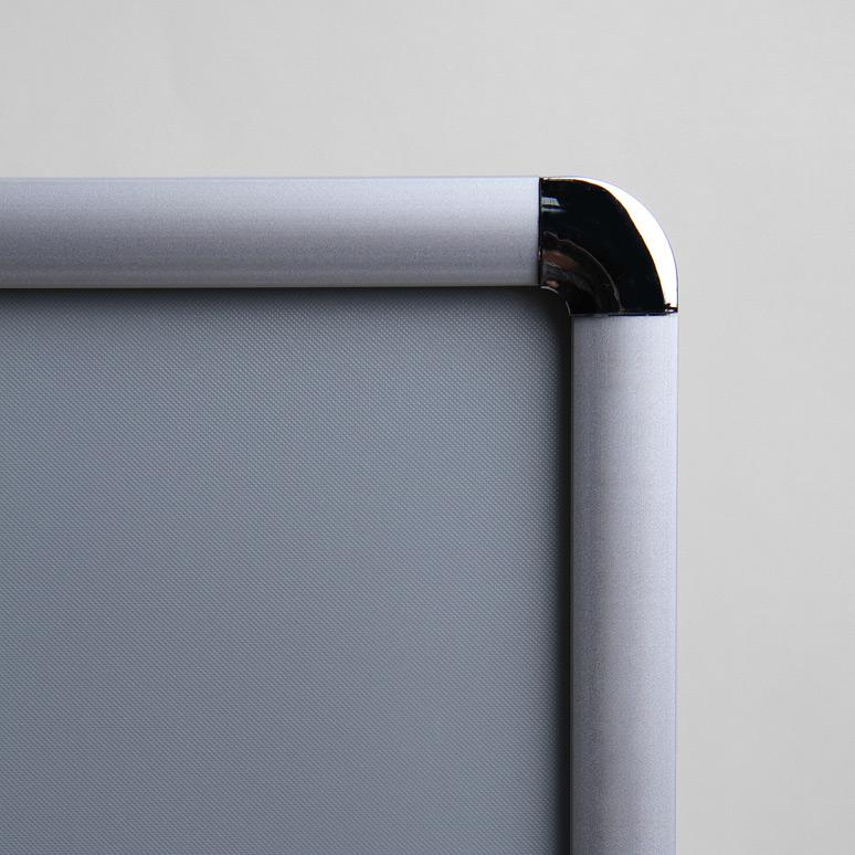 Klapprahmen 25mm - Rondo Ecken