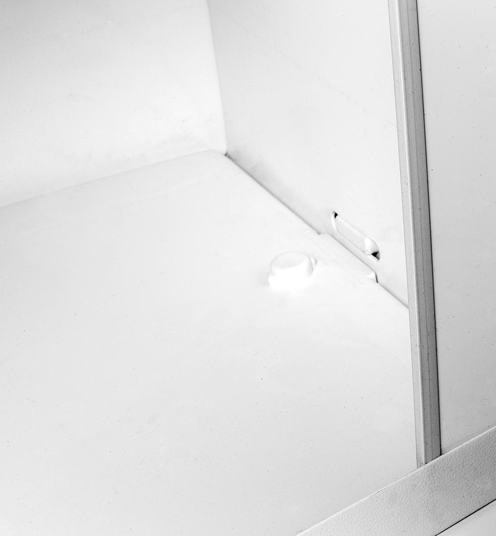 Messeset 002 - Promo Kunststofftheke Boden