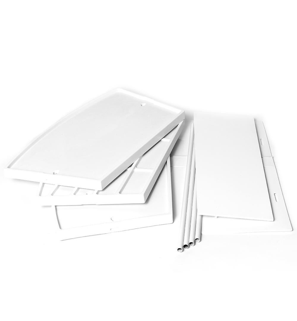 Promo Kunststofftheke - Platten