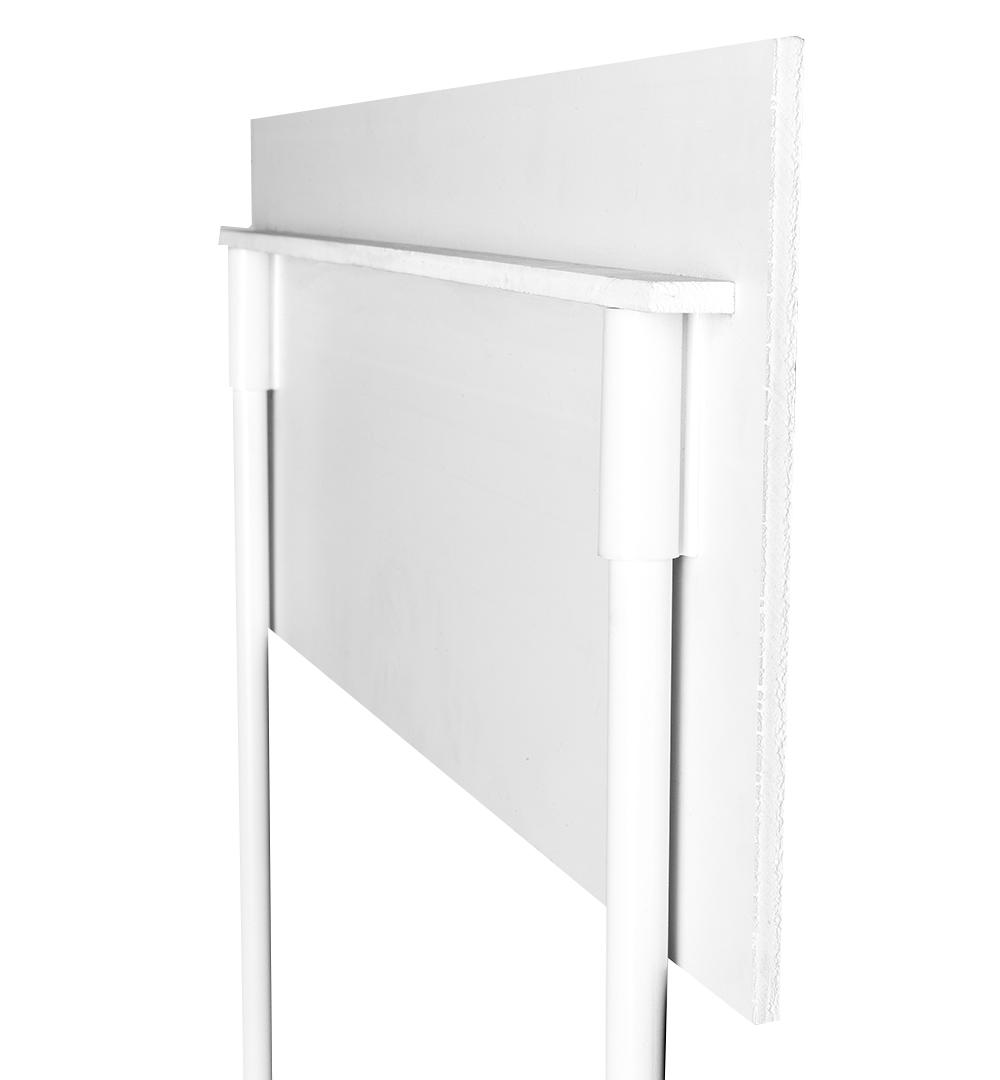 Messeset 002 - Promo Kunststofftheke Topschild