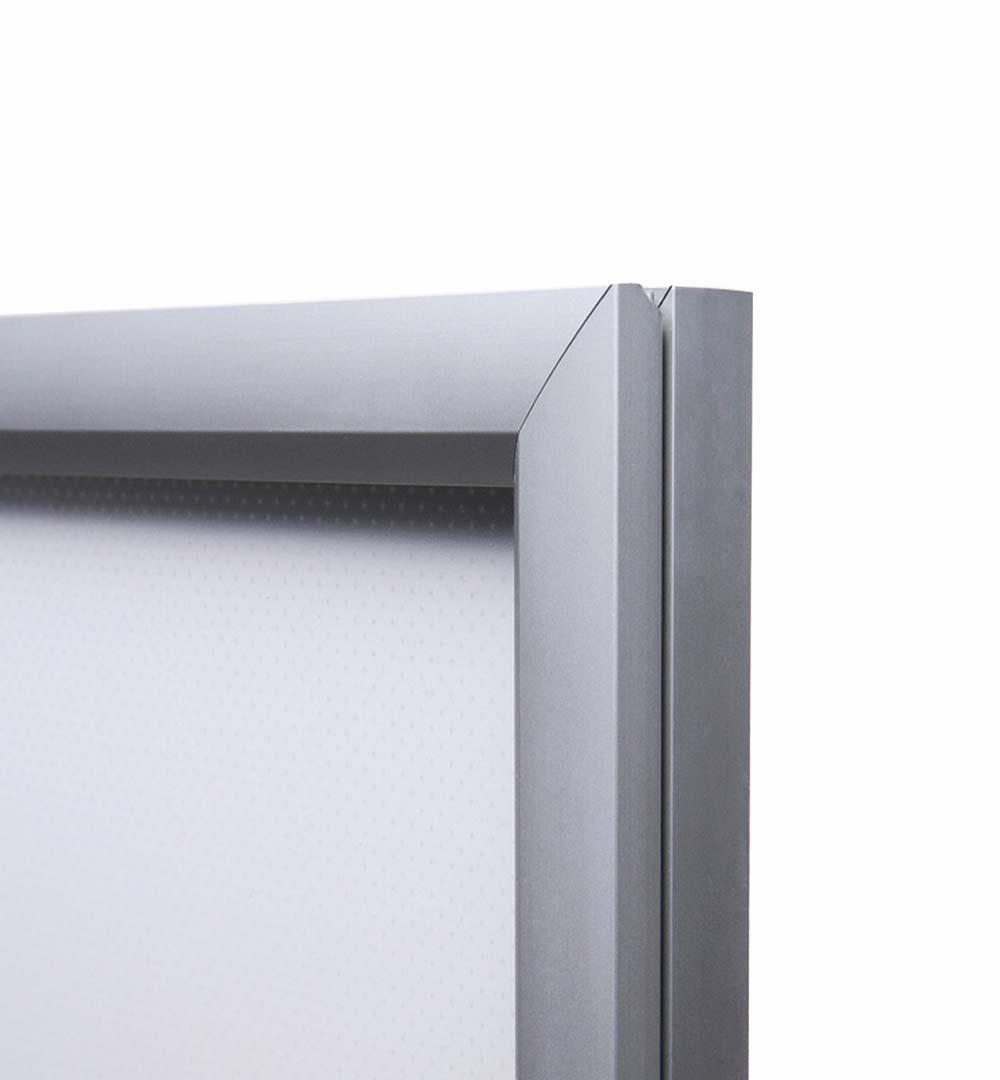 LED-Klapprahmen einseitig - Profil