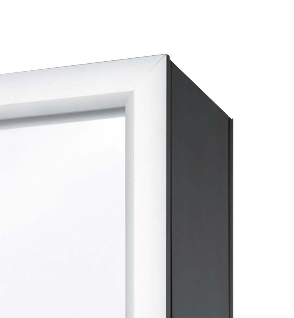 LED Leuchtsäule Flach - Profil