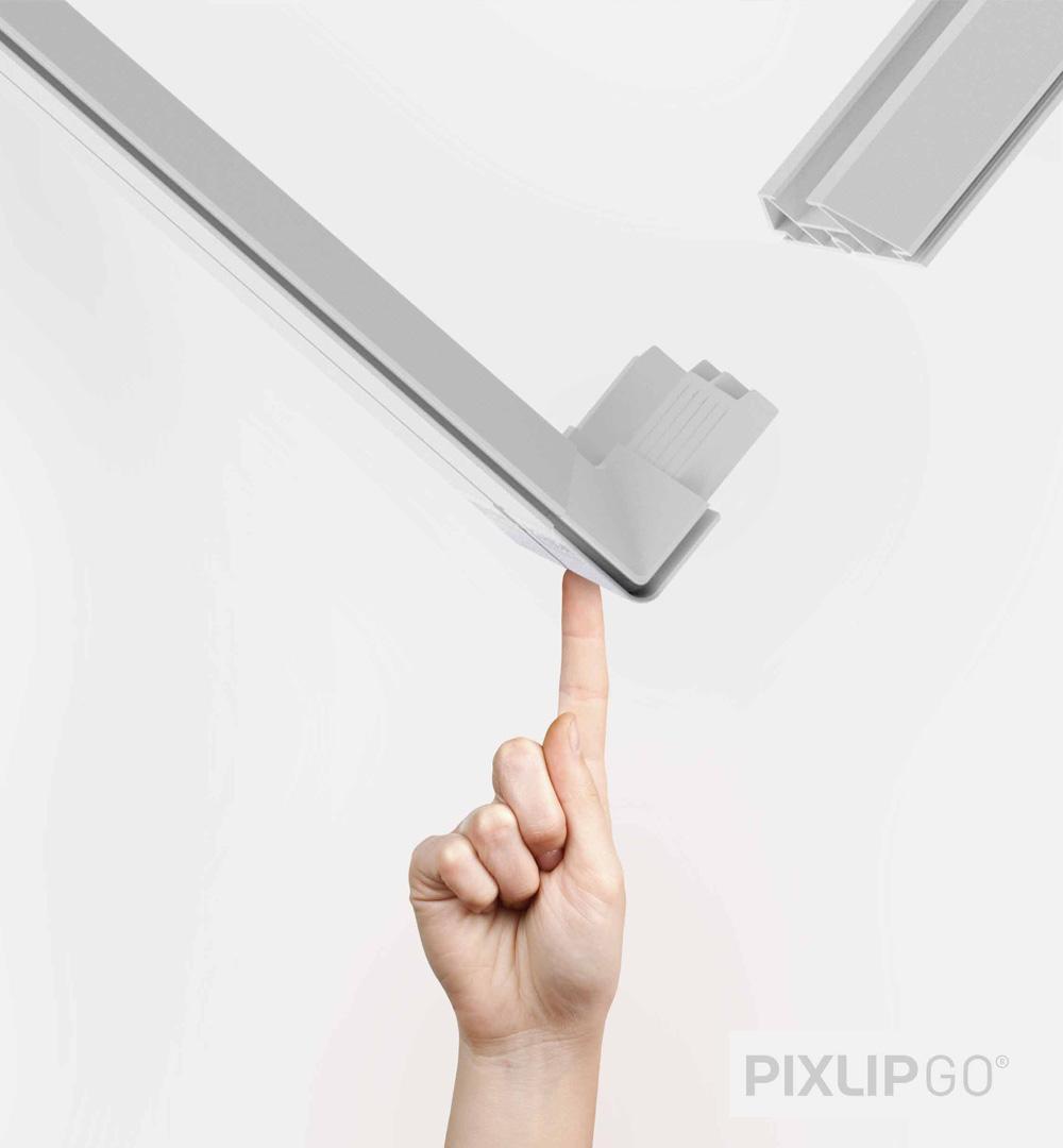 PIXLIP GO Lightbox - Profil ultraleicht