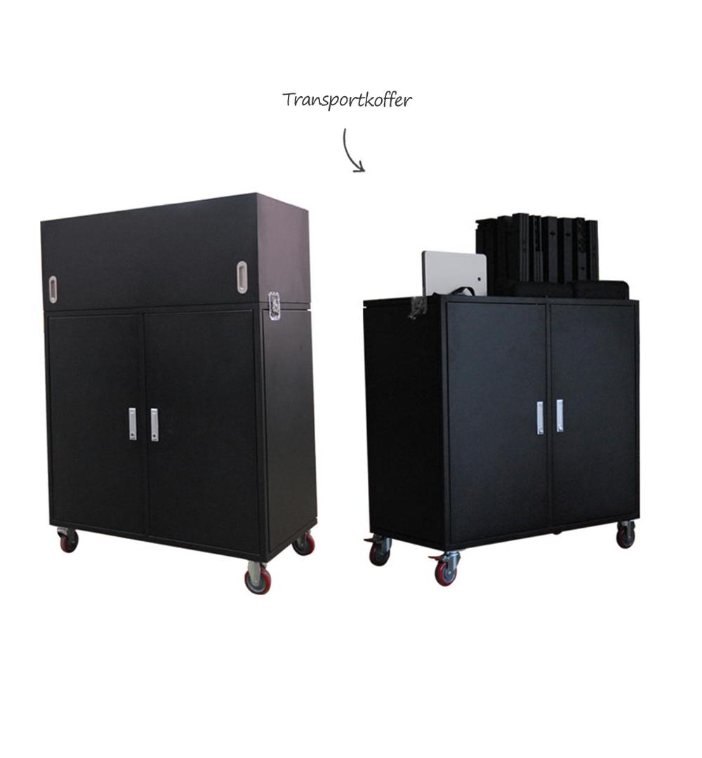 Messestand Multi-Frame - Transportkoffer