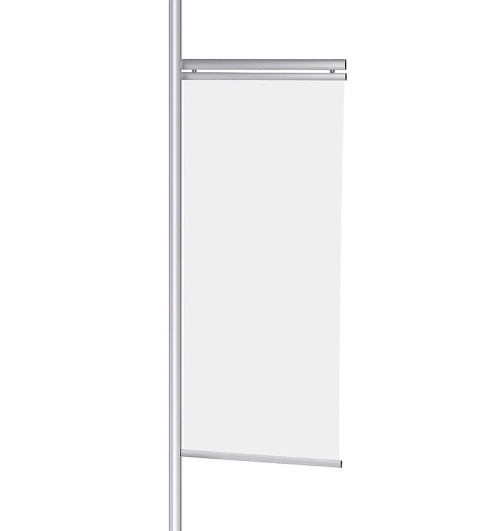 Infoboard Multistand - Fahnenhalter