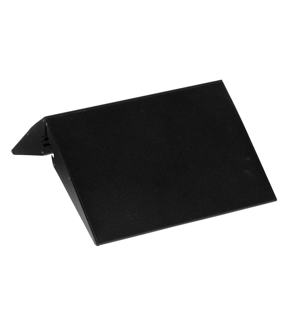Panelbase Alu Standfuß - schwarz