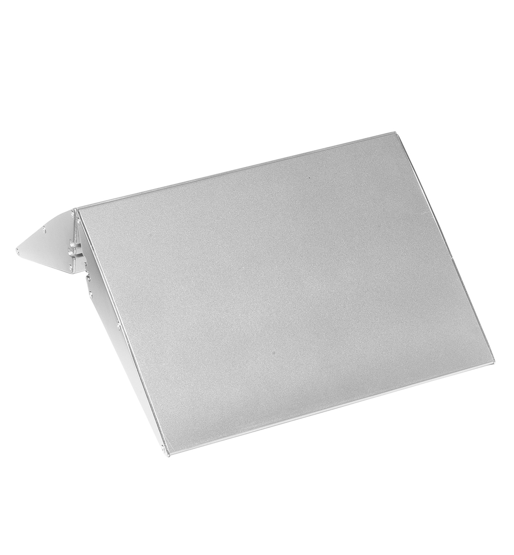 Panelbase Alu Standfuß - silber