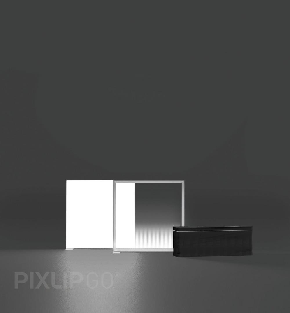 PIXLIP GO Counter Outdoor - Übersicht