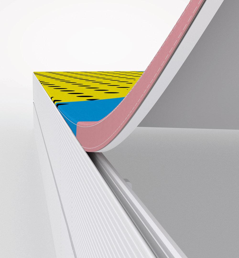PIXLIP GO Lightbox - Textil mit Gummikeder