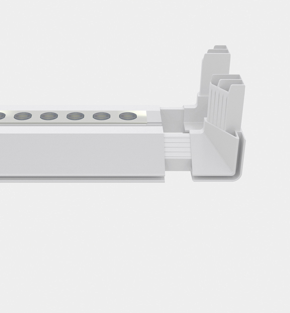PIXLIP GO Lightbox - Profil Stützstange
