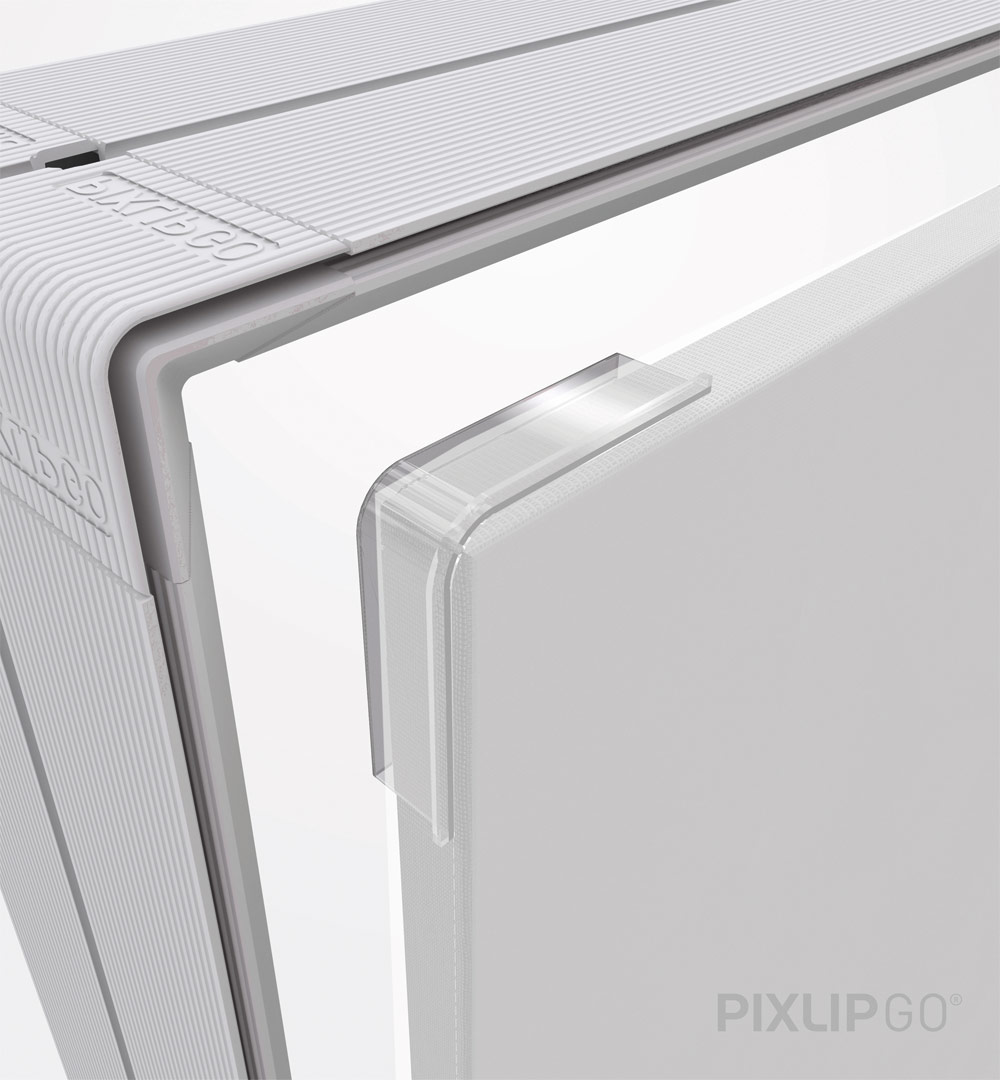 PIXLIP GO Counter L - Druckeinführung