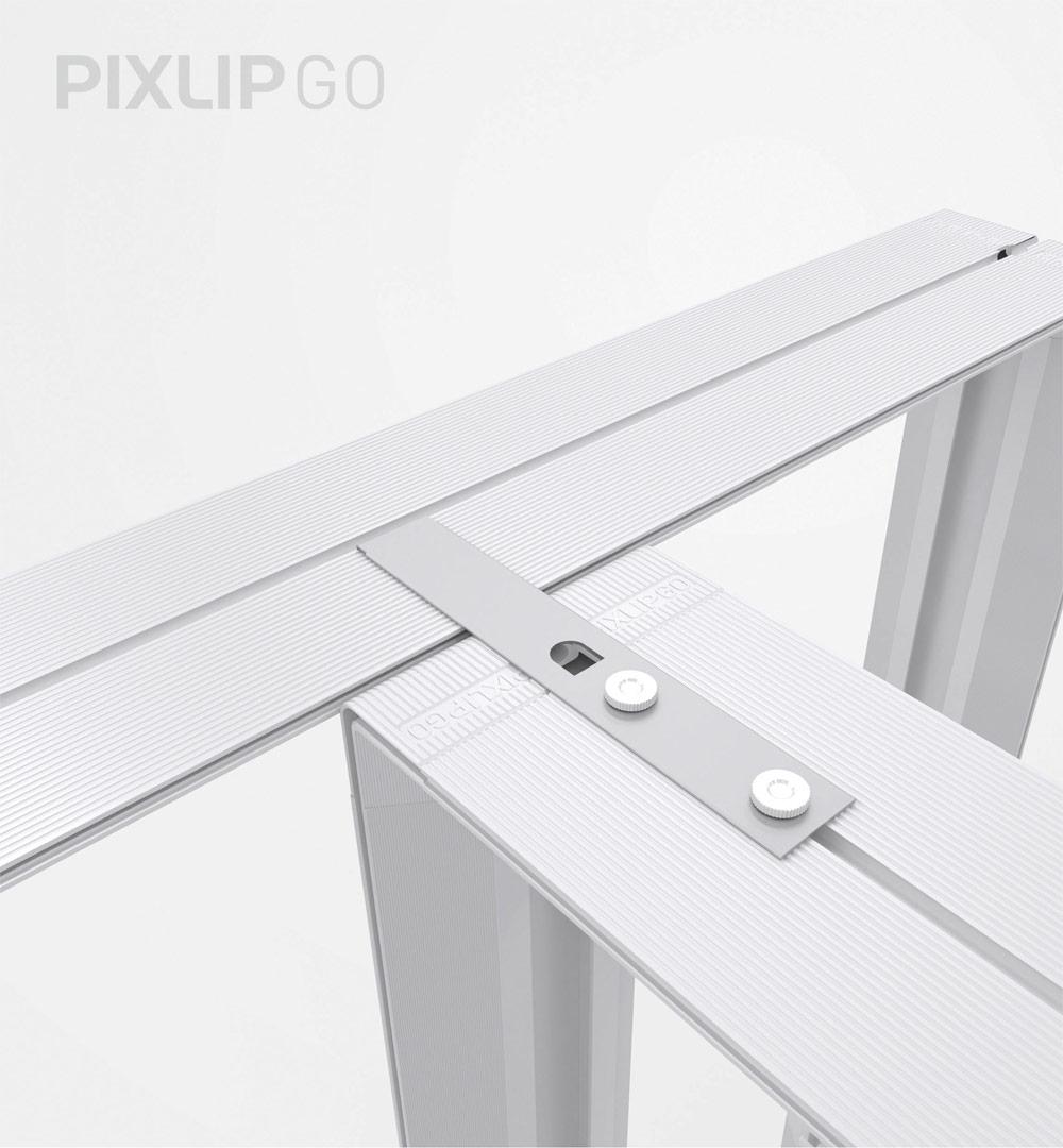 PIXLIP GO Lightbox - Verbinder