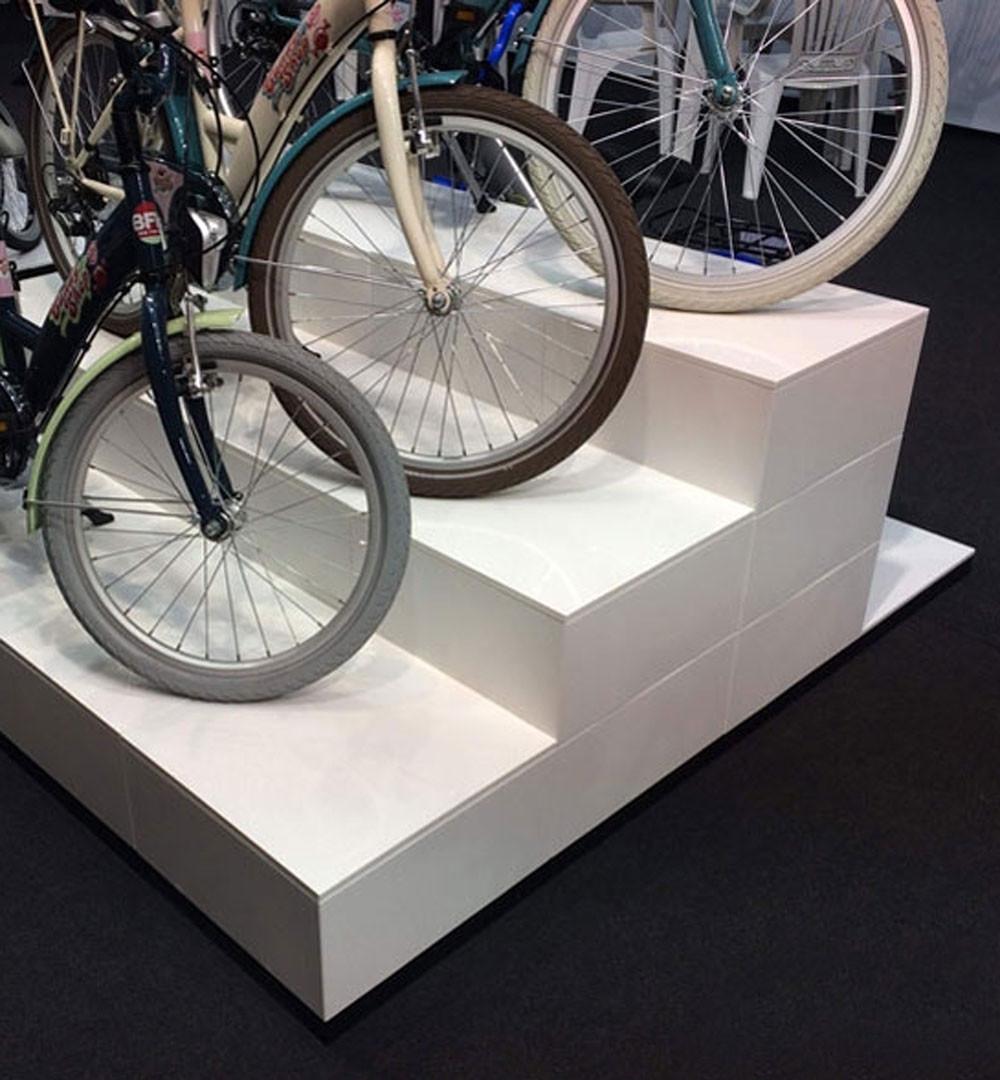 Easy Cube Fahrrad Präsentation