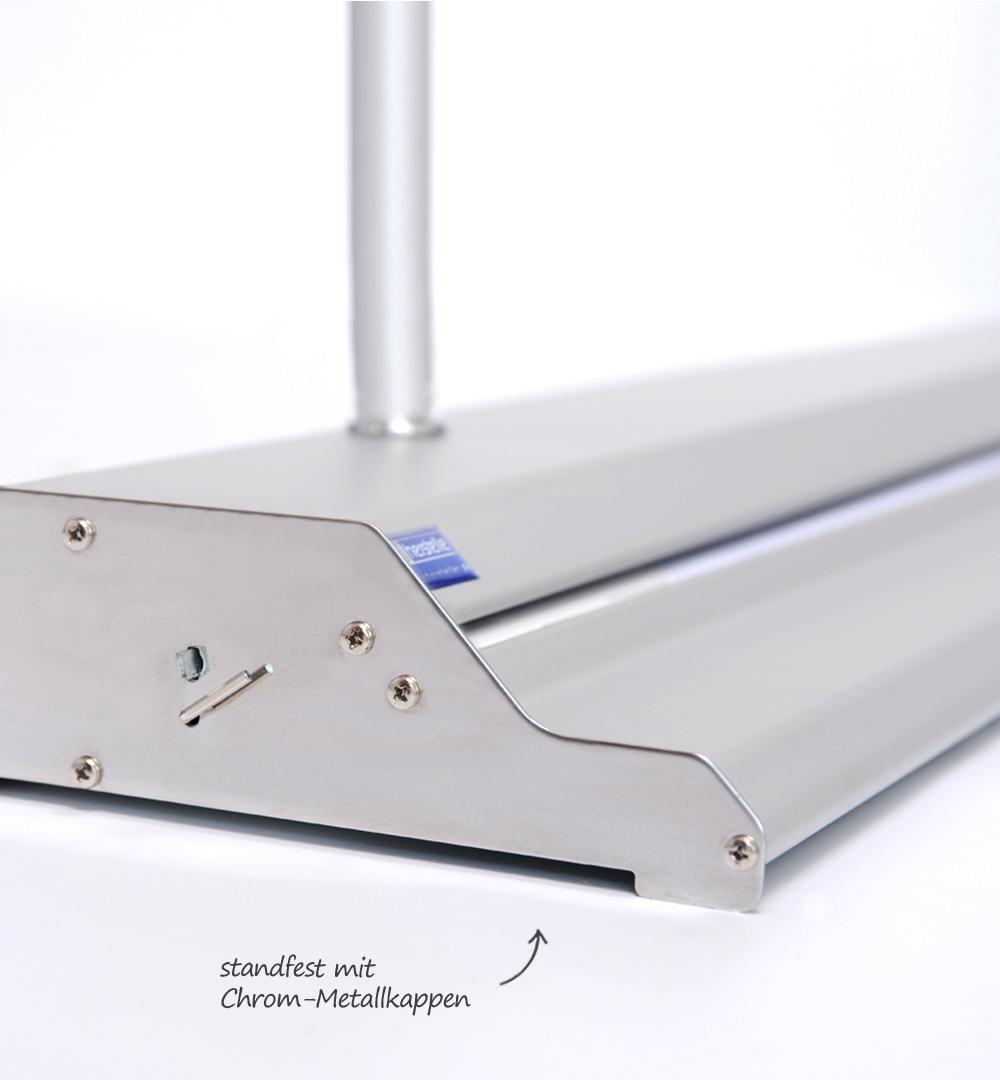 Roll-Up Big 300cm - Kassette Seitenansicht