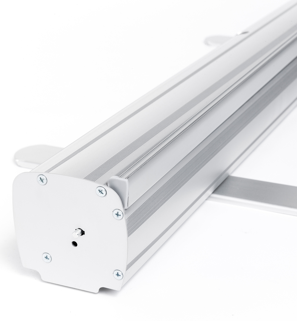Roll-Up Eco silber