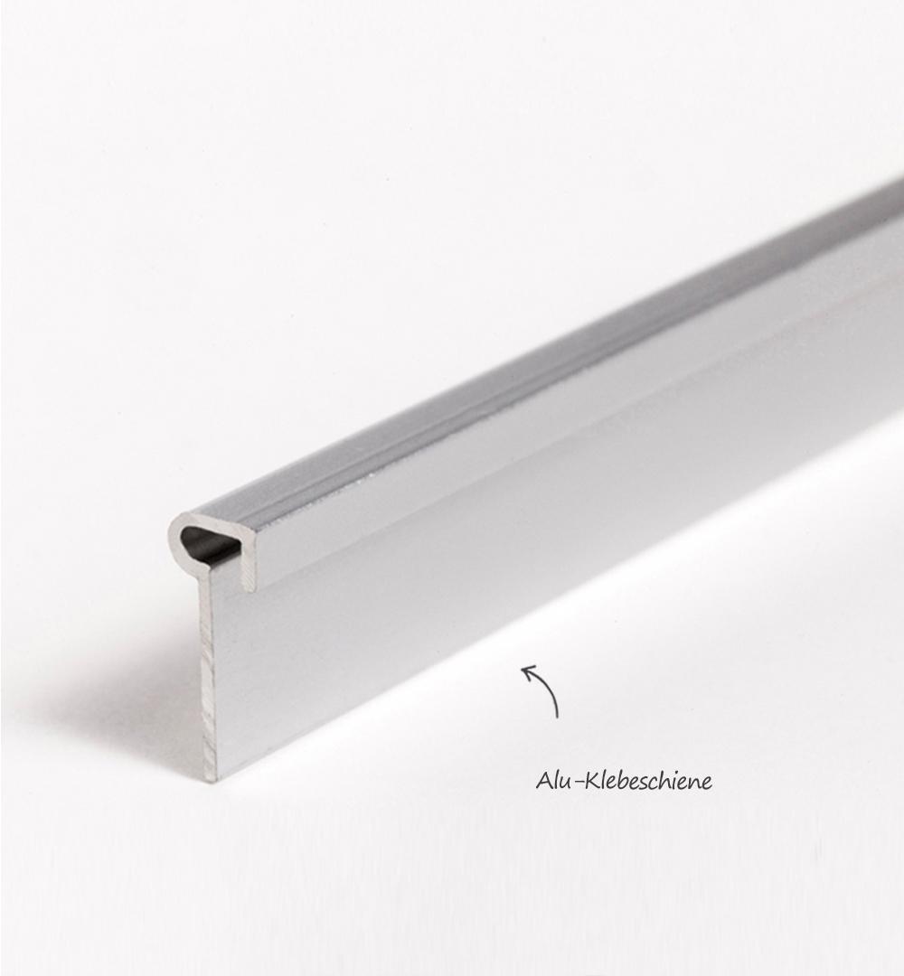 Roll-Up Mini A4 & A3 - Klemmschiene