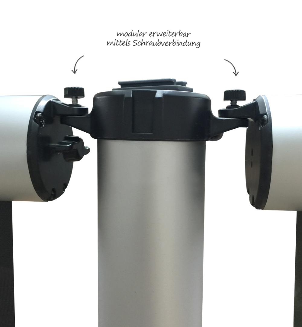 Roll-Up Modular - modular erweiterbar