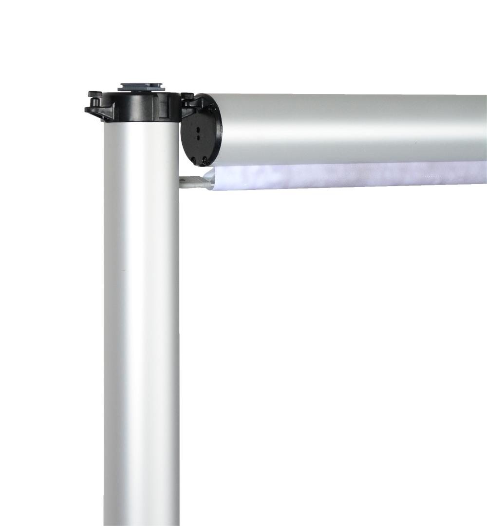 Roll-Up Modular - ausziehbarer Druck 2