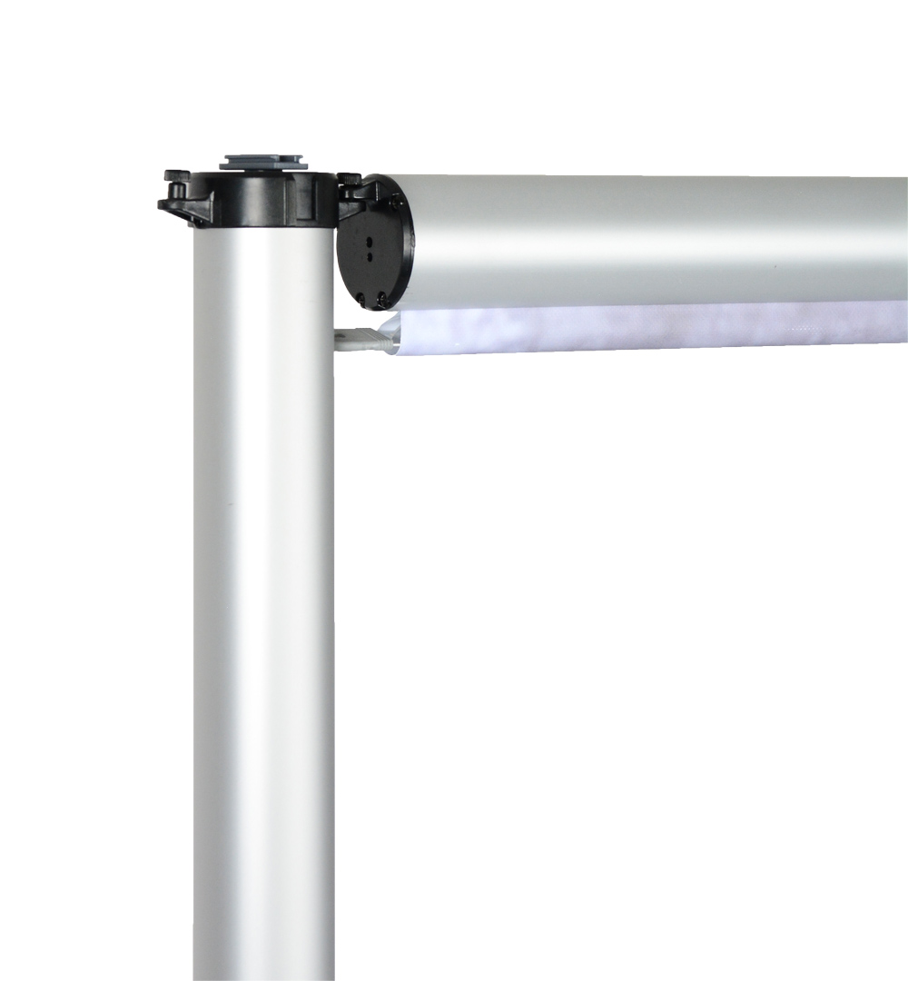 Messestand Roll-Up Modular - ausziehbarer Druck 2