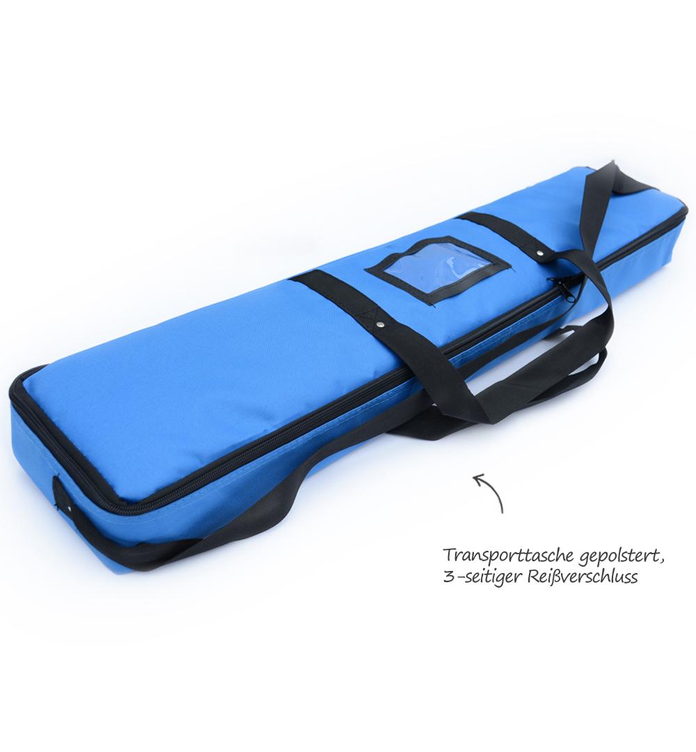 Roll-Up Quality Tasche gepolstert