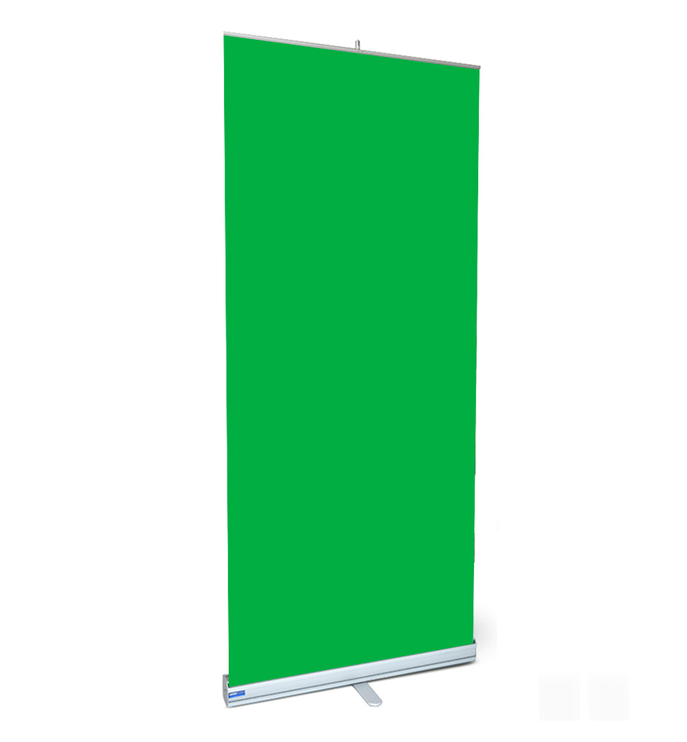 Roll Up Standard Greenscreen