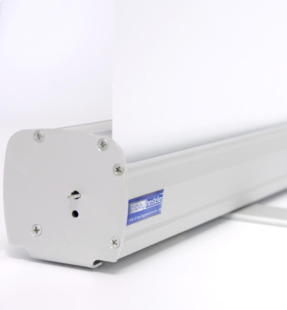 Roll-Up Standard - Kassette + Druckbahn