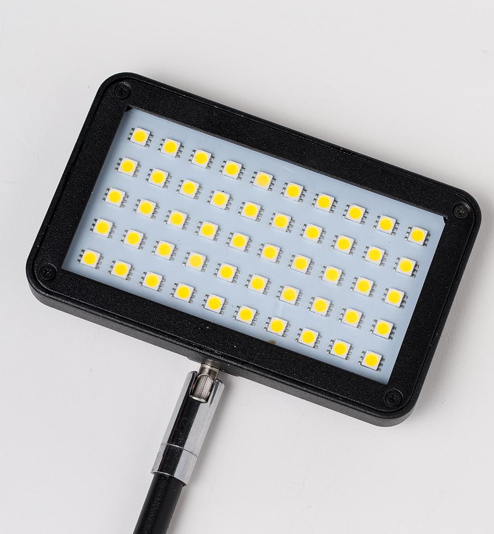 Messeset 107 - LED Strahler für Faltsysteme 50 LEDs